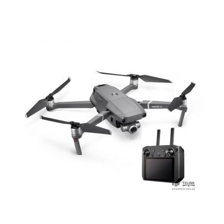 DJI - Mavic 2 ZOOM (DJI Smart Controller)