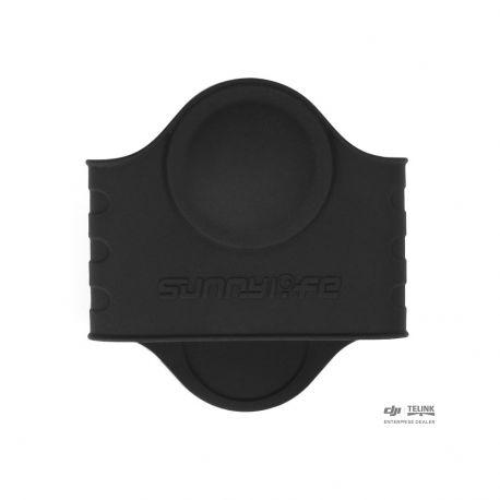 Silikonový kryt na čočky Insta 360 ONE X - černý