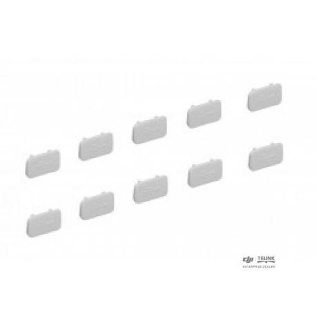 USB Port Cover (10 ks) (Phantom)