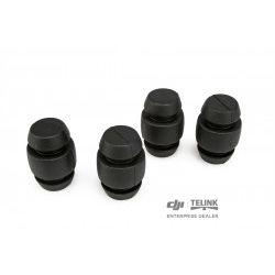 S800 protiskluzový návlek lyžiny silikonový (4ks)