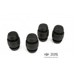 S800 T-frame silicone rubber damper (4pcs)