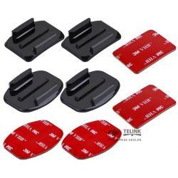 Osmo Action - Sada samolepících pásek 3M s držáky