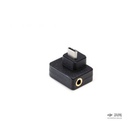 Osmo Action - CYNOVA Dual 3.5mm/USB-C Adapter