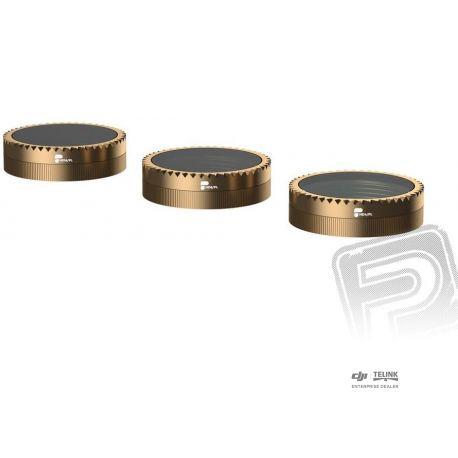 Mavic AIR- sada filtrů Cinema VIVID Collection ND4/PL, ND8/PL, ND16/PL (AR-CS-VIVID)