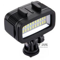 Podvodní LED osvětlení pro DJI Osmo series and GoPro