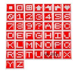 Robomaster S1 - obrazové karty (44ks)