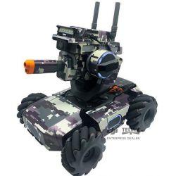 Robomaster S1 - barevné polepy (Camouflage M02)