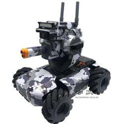Robomaster S1 - barevné polepy (Camouflage M05)