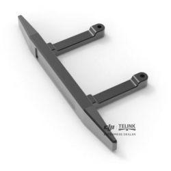 Robomaster S1 - zadní hliníkový nárazník