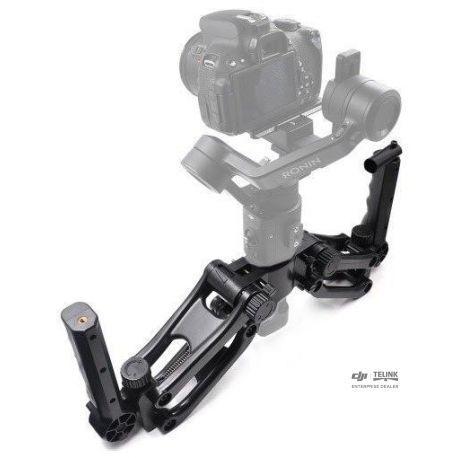 Dual Hand-held 4-axis Damping Stabilization Gimbal pro DJI RONIN-SC