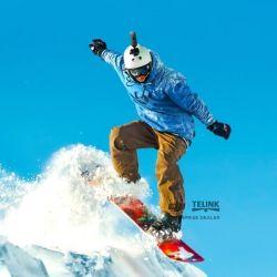Insta360 ONE X a ONE R - Sada pro zimní sporty
