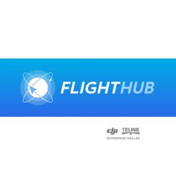 FlightHub Government Private Edition 1 Year(Global)2 Drones