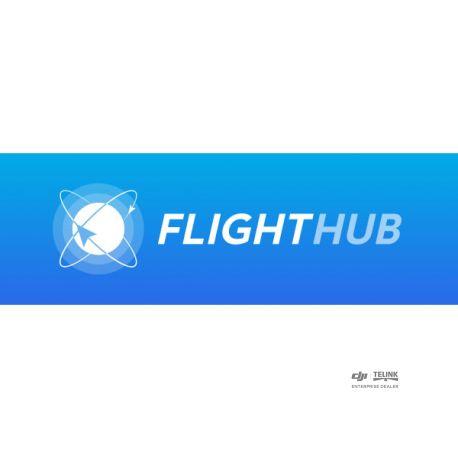 FlightHub Enterprise Private Edition Permanent(Global)10 Drones