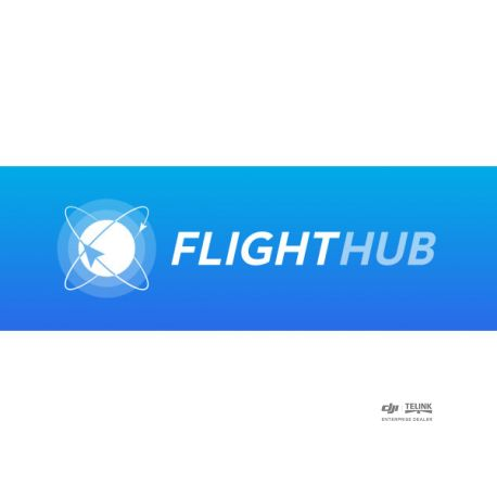 FlightHub Add-on Kit Permanent (100 Drones)