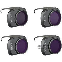 MAVIC MINI - Adjustable Filter Set (ND 4 pack)