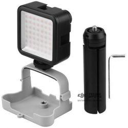 MAVIC MINI - Držák pro ruční natáčení + LED