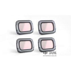 MAVIC AIR 2 - CYNOVA Filtr (NDPL8 NDPL16 NDPL32 NDPL64) Combo