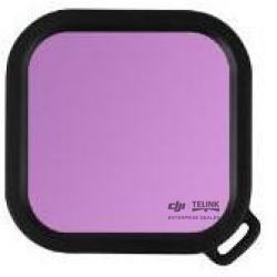 Insta360 ONE R - 4K / 1-INCH Wide Angle Dive Case Lens Filter (Magenta)