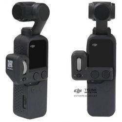 Silikonový obal pro Osmo Pocket (Černá)