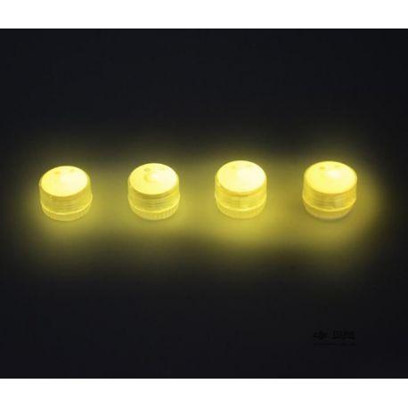MAVIC - Sada LED světla pro DJI Drones (Type 7) (vč. Aku) (4ks)