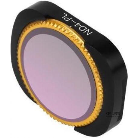 Adjustable ND4-PL Lens Filter pro Osmo Pocket 1/2