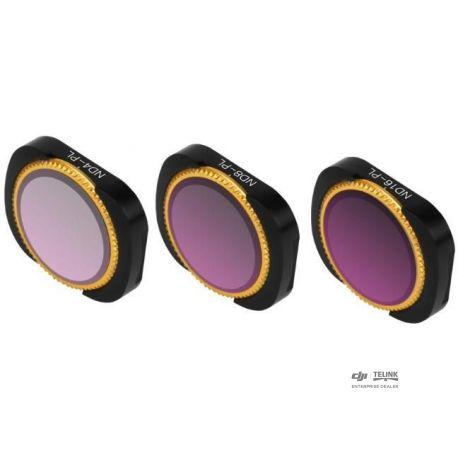 ND-PL Pack 3 Lens Filters pro Osmo Pocket 1/2
