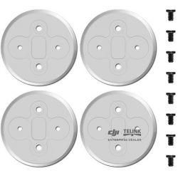 MAVIC MINI 2 - Silver CNC Motor Cover