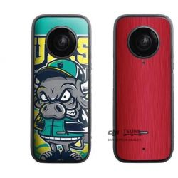 Insta360 ONE X2 -PVC Sticker (2 colors)