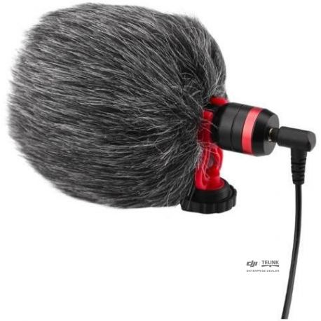 Microphone for DJI Pocket 2 (Do-It-All Handle) (Type 3)