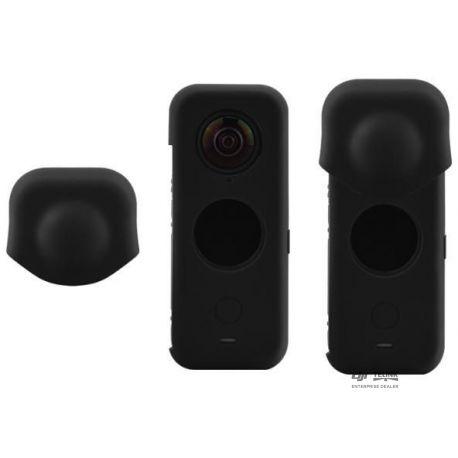 Insta360 ONE X2 - Silikonový obal (Black) (typ 2)