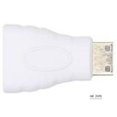 DJI HDMI(Type A) Female to HDMI (Type C) Male Adaptor pro DJI Brýle