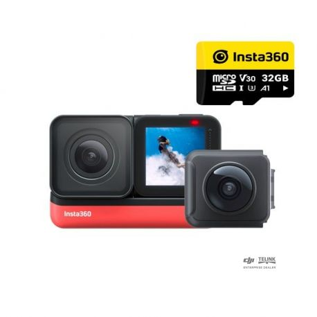 Insta360 ONE R (Twin Edition) + SD 32GB karta