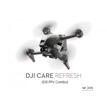 DJI Care Refresh 1 rok (DJI FPV Combo)