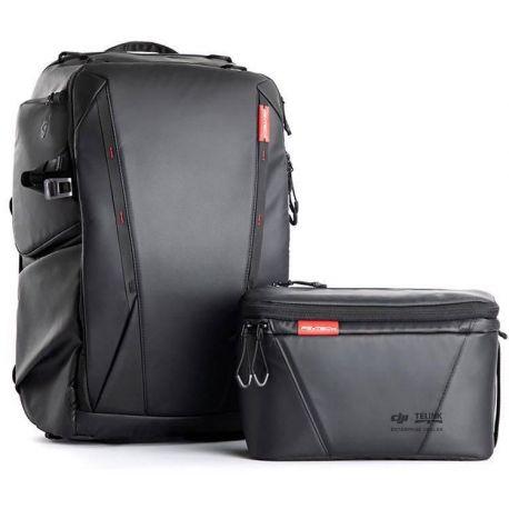 PGYTECH OneMo backpack 25l+ shoulder bag (Twilight Black) (P-CB-020)