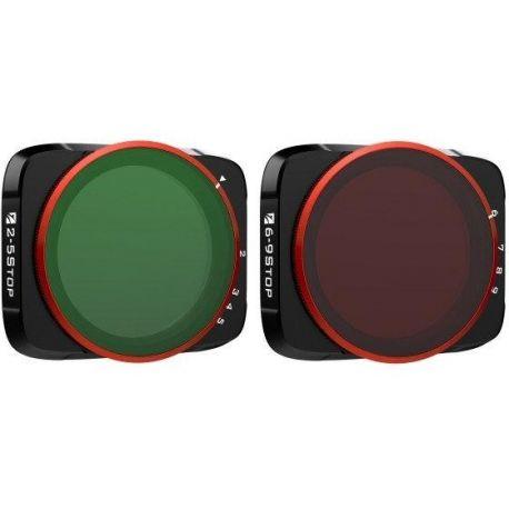 Freewell sada dvou variabilních ND filtrů pro DJI Mavic Air 2S
