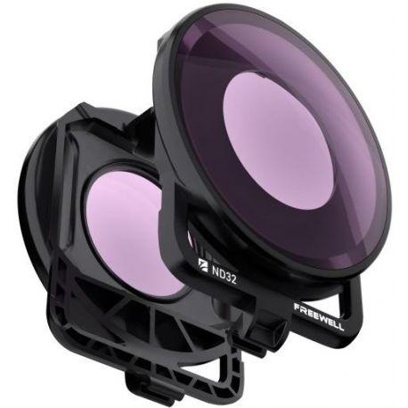 Freewell ND32 filtr pro Insta360 One R 360° objektiv