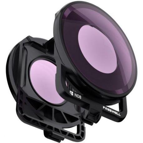 Freewell ND8 filtr pro Insta360 One R 360° objektiv