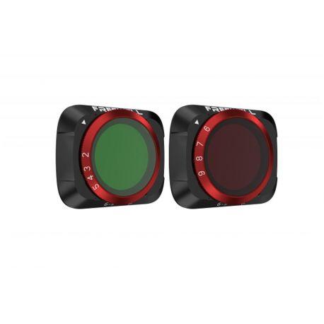 Freewell sada dvou variabilních ND filtrů pro DJI Mavic Air 2