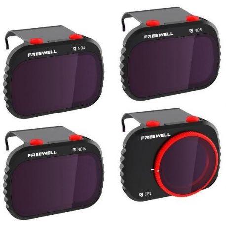 Freewell sada čtyř ND filtrů Standard Day pro DJI Mavic Mini/Mavic Mini 2