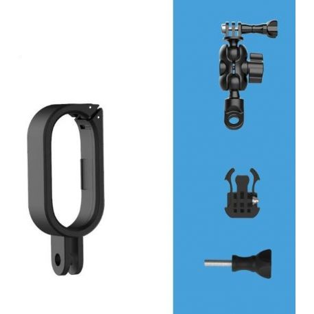 Insta360 GO 2 - Quick-Release Frame & Motorcycle Rear- View Mirror Holder