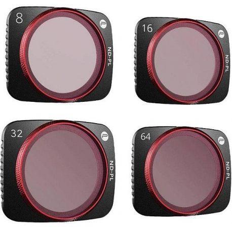Mavic Air 2S - Set of 4 filters ND-PL 8/16/32/64