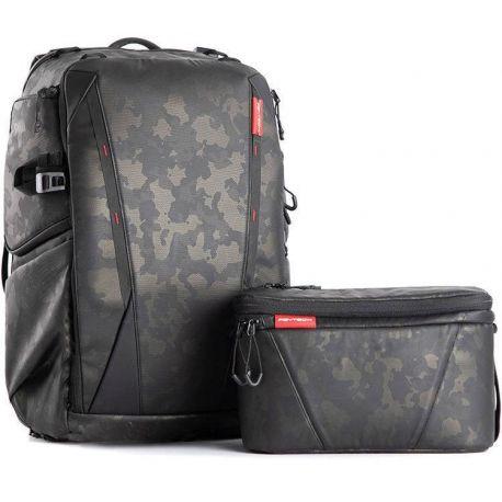 PGYTECH OneMo Backpack 25L+Shoulder Bag(Olivine Camo) P-CB-021