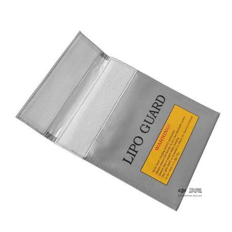 Lipo Battery Safe Guard 220*180mm (Silver)