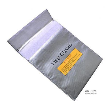 Lipo Battery Safe Guard 300*230mm (Silver)