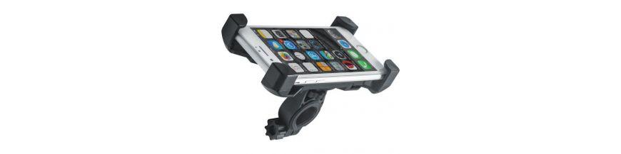 Držáky na telefon na řidítka (kolo, motorka)