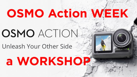 OSMO Action WEEK a WORKSHOP